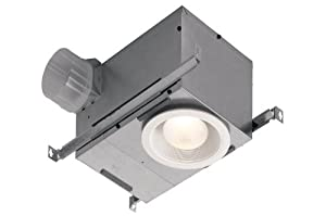Broan Recessed Bulb Fan and Light 70 CFM 75-Watt