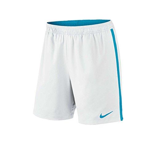 Nike Beinkleid Court 7 Zoll Shorts Men, weiß, L, 645043-102