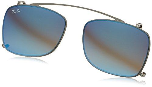 para Ban Silver Gafas Hombre de Ray 0Rx5228C Monturas XTAFzq