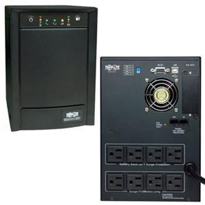 Tripp Lite SMART750SLT 750VA 500W UPS (SMART750SLT)