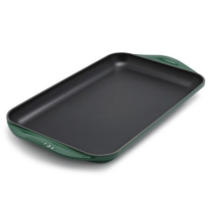 Le Creuset Extra-Large Double-Burner Griddle L2033-406J , Flame by Le Creuset