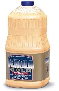 Ventura Foods Kaola Gold Premium Pan and Grill Shortening, 1 Gallon by Ventura Foods
