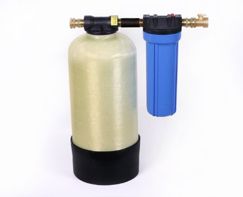 Spotless De-Ionization Water Filter System with Carbon Filter, Spot-free Rinse System, No Drying Required