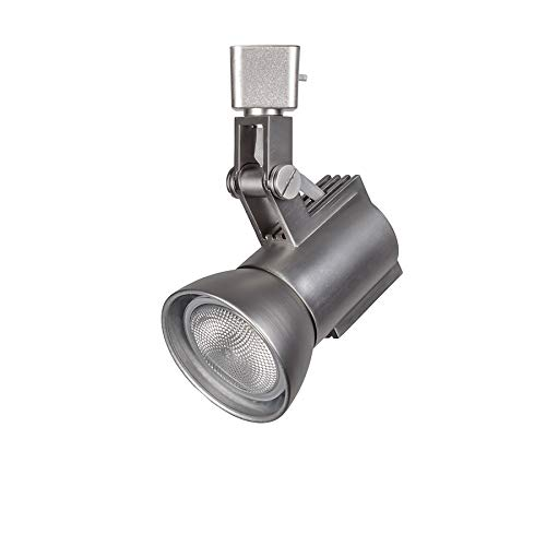 WAC Lighting JTK-773-BN Radiant Line Voltage Track Fixture, Brushed Nickel