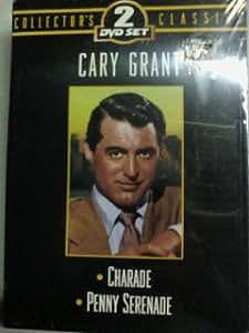 Amazon.com: Cary Grant, 2pk: Charade, Penny Serenade