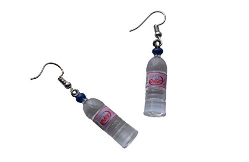 IGOOS' Acrylic Water Bottle Earrings Unique Style Eardrop