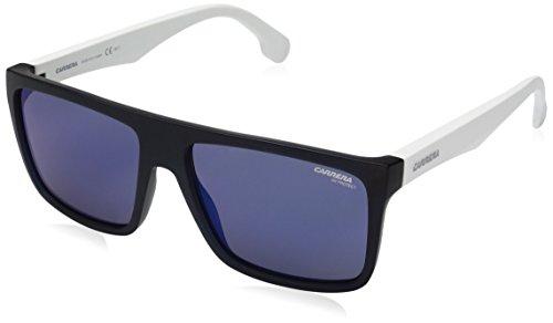 Carrera Light S Sky Unisex Adulto 5039 ZE3 Blue Sol Speckled de Blanco 58 Grey Smtwhte Blue Gafas XT 0rrv5qx6
