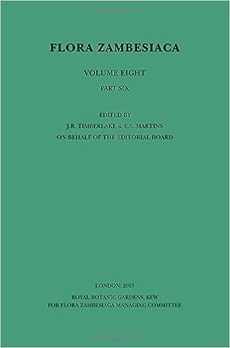 Flora Zambesiaca: Volume 8: Acanthaceae: Barleria to Hypoestes