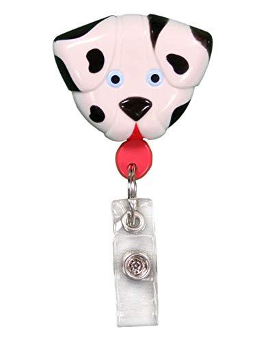 Pedia Pals 100140 Retractable Holder, Dalmatian Dog (100140) ()