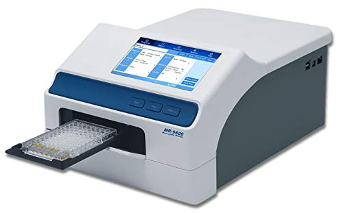 Accuris Instruments MR9600 SmartReader 96 Microplate Absorbance Reader, 115V, Fluid_Ounces, Degree C