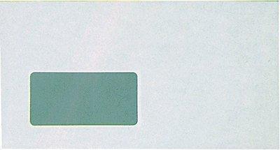 Briefumschläge, selbstklebend, DIN lang, mit Fenster, 1000 Stück