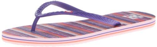 Pink pour Graffik Bk1 plage Pink multicolores SNDL J Chaussures DC femmes de Mehrfarbig sandales Shoes 16xBqZ