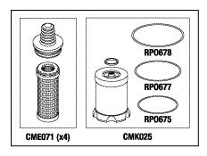Compressor PM Kits P52 CMK156