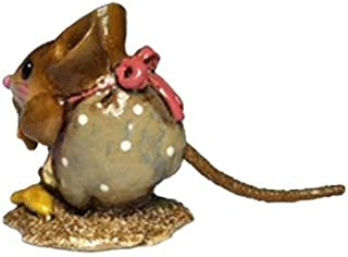 product image for Wee Forest Folk NM-1 Nibble Mouse (Cocoa)