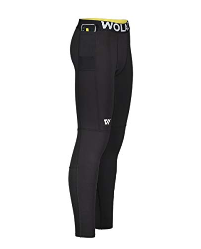 - Fulton Full Length Compression Pants - Compact Sports Activewear - Made in America