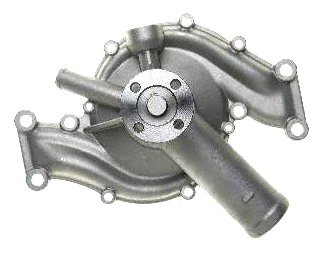 Gates 42562 Water Pump (Water Fleetwood Cadillac)