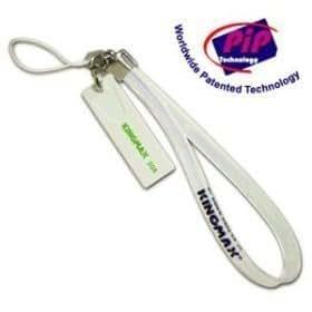 Kingmax Super Stick - 4GB USB 2.0 Flash Drive (World's Tiniest)
