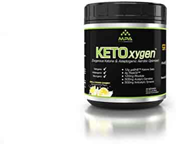 MPA Supps Ketoxygen, BHB Salts, Exogenous Ketone Supplement