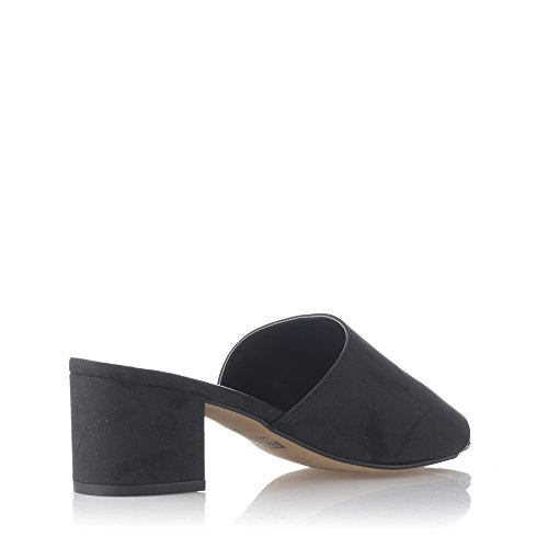 Mtng - Pinki Tac para mujeres, talla 36, color Negro