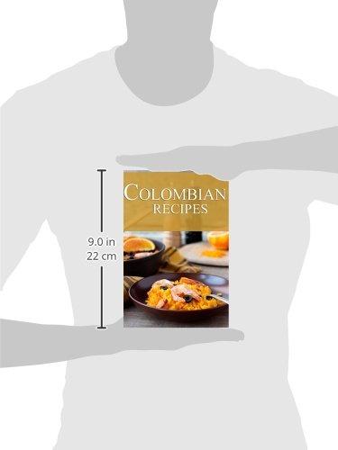 Colombian Recipes: Amazon.es: Jackie Swansen: Libros en idiomas extranjeros