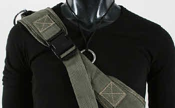 Js Plus Men S Rugged Military Style Single Shoulder
