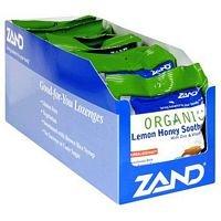 ZAND Organic Lemon Honey Soother - 12 -