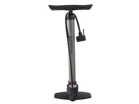 Bicicleta bomba de pie con manómetro también admite todas las ...