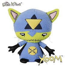 Rocket USA Stitch Kittens - Xoom (Rocket Stitch)