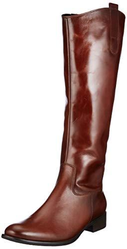 Gabor Damen Fashion Hohe Stiefel, Braun (Sattel (Effekt) 22), 37 EU 1