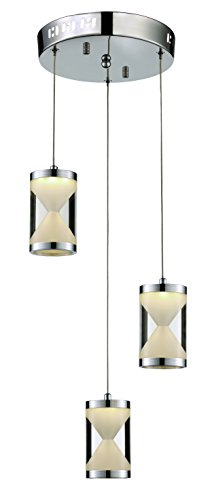 Hourglass Pendant Light in US - 7