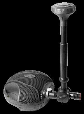 Laguna Water Garden Powerjet 1300 Fountain Pump Kit 2000 Gph PT8212-PT334