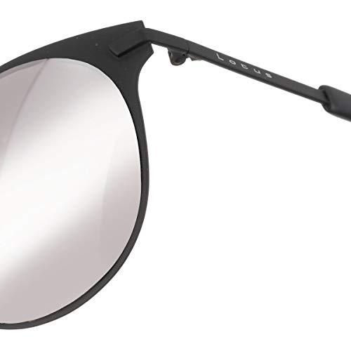 unique Sunglasses Noir Lunette Femme Lotus soleil Noir de taille 1YqnYBdx8
