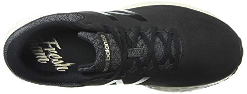 New Balance Women's Fresh Foam Arishi V1 Running Shoe, Black/Magnet/Light Gold/Metallic 5 B US by New Balance (Image #8)
