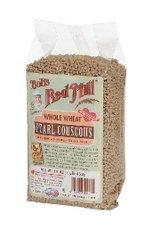 Bob's Red Mill Pearl Whole Wheat Couscous 16 Oz (Pack of 4)