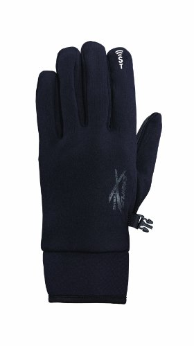 (Seirus Innovation 1171 Xtreme Waterproof Winter Cold Weather Glove with SoundTouch Technology)