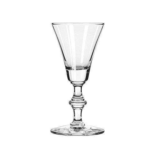 Libbey 8089 Georgian 2 Ounce Sherry Glass - Dozen