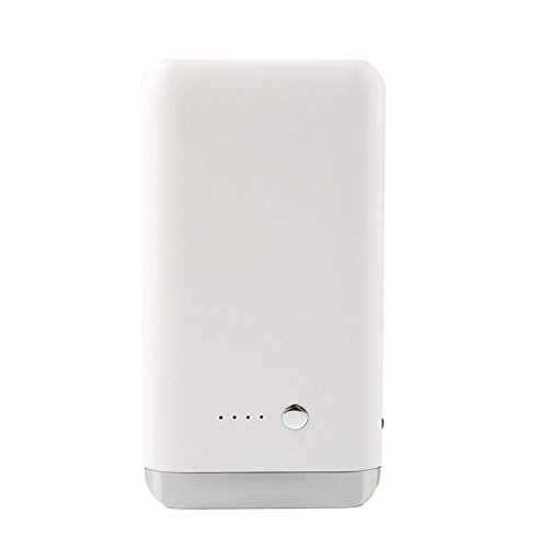 YOUNGFLY The External Mobile Power Supply 30000mAh Power Bank for Phones Silver