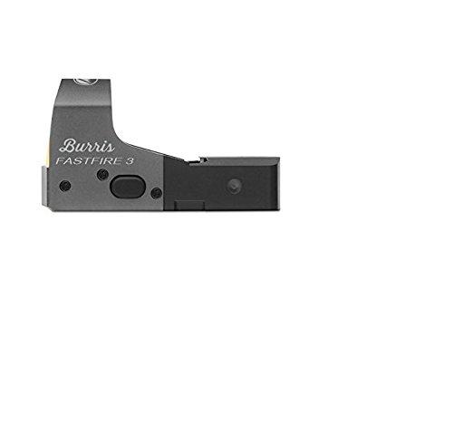 Burris 300235 Fastfire III No Mount 3 MOA Sight (Black) by Burris