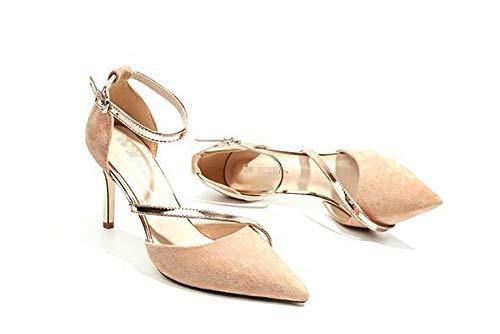 Compensées 55 6177 Abricot No 55 7 36 Sandales EU Femme 5 Rose XwSdxq