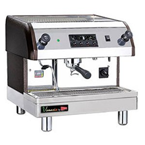 Cecilware Venezia Espresso Machine - Cecilware ESP1-220V Venezia II One Group Espresso Machine 240V