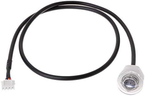 Flüssigkeitsstandsensor austauschbarer Schwimmer-Typ Wasserstandsensor für Spendertank