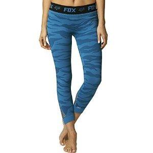 Fox Racing Girls Race Capri Legging Pants Medium/Large Blue Steel (Fox Racing Girls Clothing compare prices)