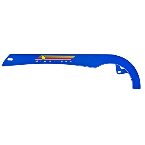 Sun Replacment Chain Guard for 2011 24'' Traditional Trike - Blue by SUN BICYCLES