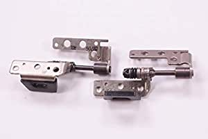 FMS Compatible 833635-001 Replacement Hp LCD Hinges Left /& Right 10-N011CA 10-N013DX 10-N113DX
