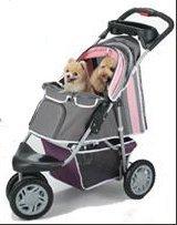 """innopet Perros Buggy Pet Stroller Perros Carro Jogger Buggy para perros Gato de Buggy """""""