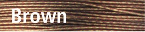 Climax Cult CARP Skin Braid 15m 20//30lb Camou Brown Hooklink Vorfachmaterial Braid