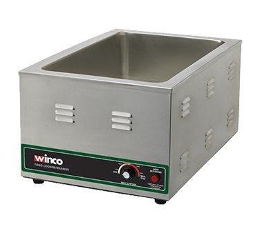 Winco FW-S600 Electric Food Cooker/Warmer, 1500-watt