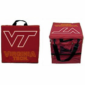 NCAA Virginia Tech Hokies Seat Cushion/Tote