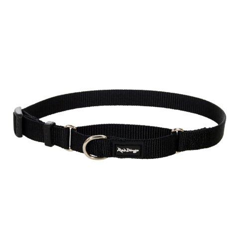 Red Dingo Martingale Collars (Black)