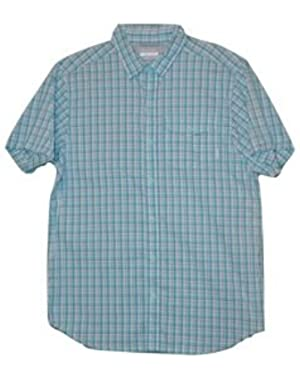 Mens Utilizer Short Sleeve Omni Wick Shirt